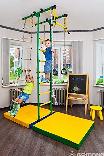 Playground Set For Kids For The Floor And Ceiling Indoor